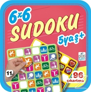 6x6 Sudoku (11)