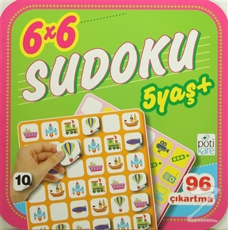 6x6 Sudoku 10