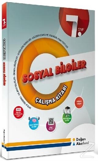7. Sınıf Sosyal Bilgiler Çalışma Kitabı Kolektif