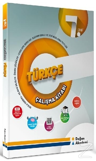 7. Sınıf Türkçe Çalışma Kitabı Kolektif