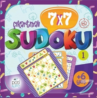 7x7 Sudoku 1