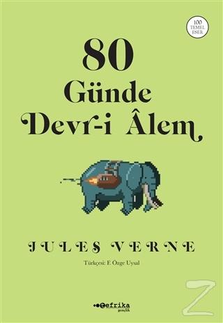 80 Günde Devr-i Alem Jules Verne