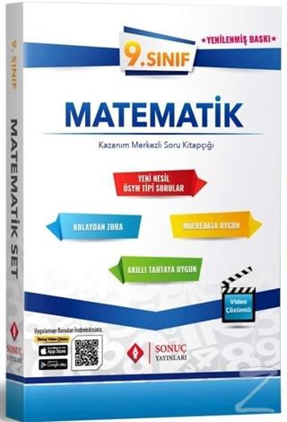 9. Sınıf Matematik Modüler Set