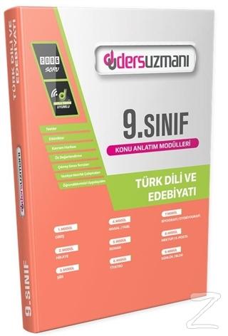 9. Sınıf Türk Dili ve Edebiyatı Konu Anlatım Modülleri