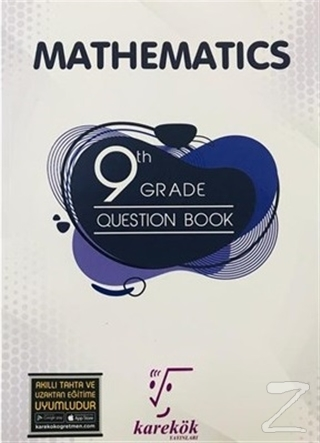 9 th Grade Mathematics Question Book