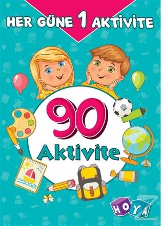 90 Aktivite - Her Güne Bir Aktivite