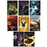 Harry Potter 8 Kitap Set J. K. Rowling