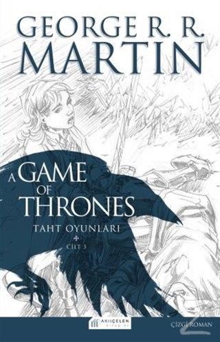 A Game Of Thrones: Taht Oyunları 3. Cilt