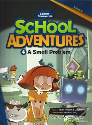 A Small Problem +CD (School Adventures 3)