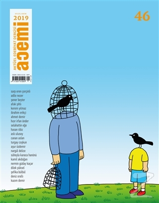 Acemi Aktüel Edebiyat Dergisi Sayı: 46 Eylül-Ekim 2019