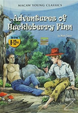 Adventures of Huckleberry Finn (Ciltli)
