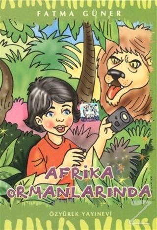 Afrika Ormanlarında