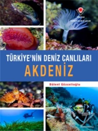 Akdeniz - Türkiye'nin Deniz Canlıları (Ciltli)