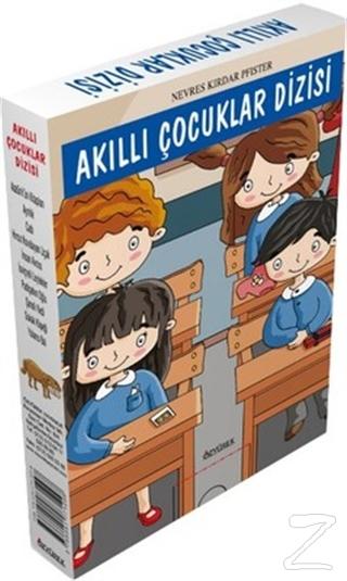 Akıllı Çocuklar Dizisi (10 Kitap Takım)