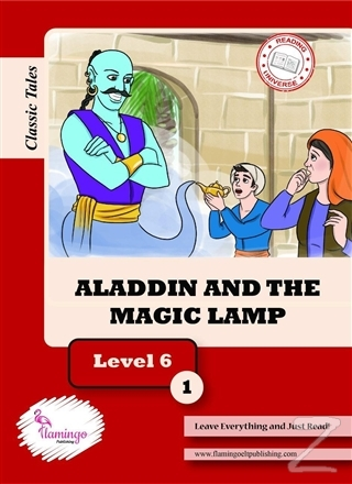 Aladdin And The Magic Lamp Level 6-1 (B1)