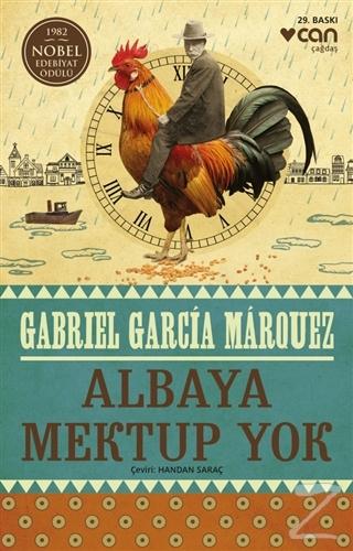 Albaya Mektup Yok %29 indirimli Gabriel Garcia Marquez