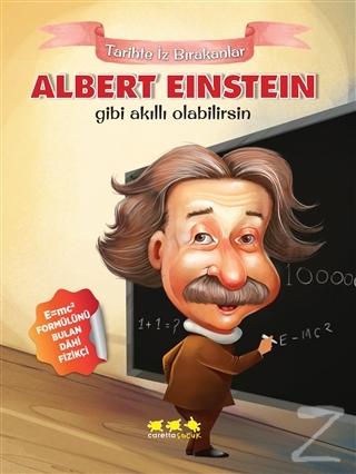 Albert Einstein Gibi Akıllı Olabilirsin