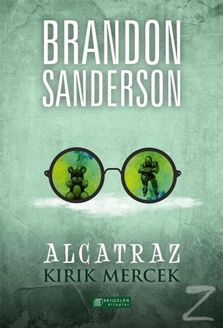 Alcatraz 4 - Kırık Mercek