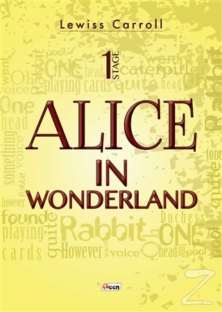 Alice in Wonderland - 1 Stage