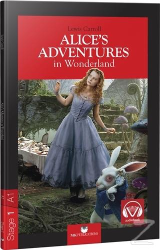 Alice's Adventures in Wonderland - Stage 1 - İngilizce Hikaye