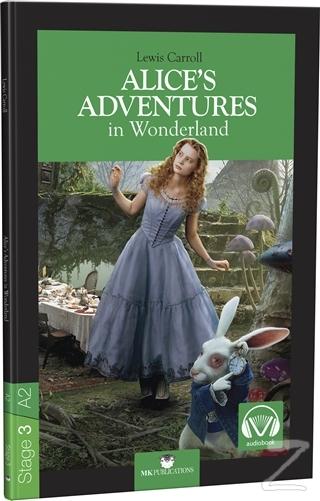 Alice's Adventures in Wonderland - Stage 3 - İngilizce Hikaye