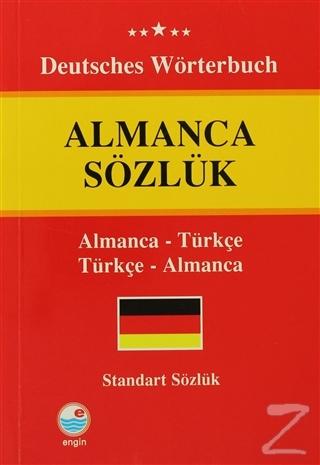 Almanca Sözlük (Standart Sözlük)