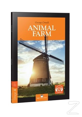 Animal Farm - Stage 4 İngilizce Seviyeli Hikayeler George Orwell