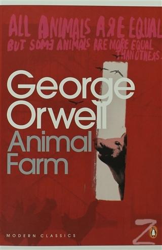 Animal Farm PB %5 indirimli George Orwell