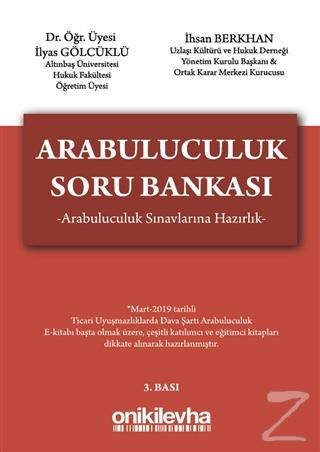 Arabuluculuk Soru Bankası İhsan Berkhan
