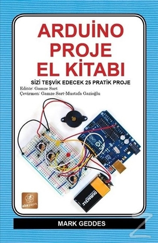 Arduino Proje El Kitabı