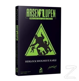 Arsen Lüpen: Herlock Sholmes'e Karşı (Ciltli)