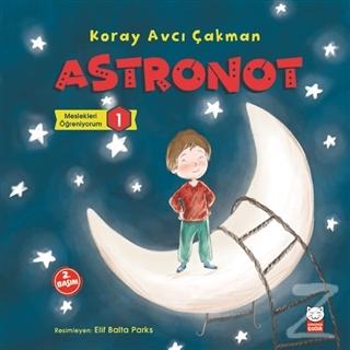 Astronot - Meslekleri Öğreniyorum 1