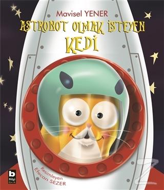 Astronot Olmak İsteyen Kedi