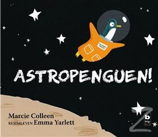 Astropenguen! Marcie Colleen