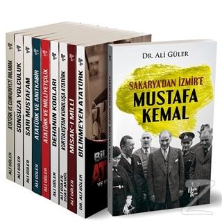 Atatürk Kütüphanesi Seti (10 Kitap Takım) Ali Güler