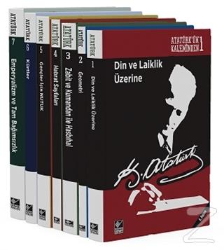 Atatürk'ün Kaleminden Seti (7 Kitap Takım)