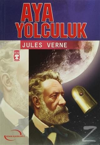 Aya Yolculuk - Gençlik Serisi %28 indirimli Jules Verne