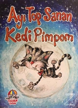 Ayı Top Sanan Kedi Pimpom