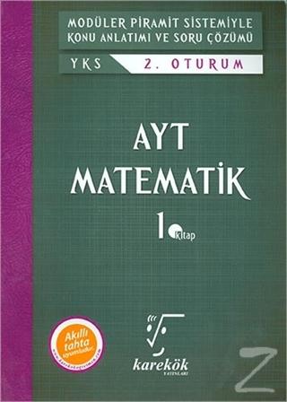 AYT Matematik 1. Kitap