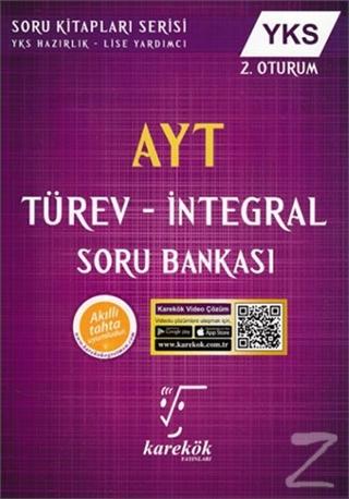 AYT Türev İntegral Soru Bankası (YKS 2.Oturum)
