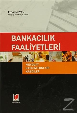 Bankacılık Faaliyetleri (Ciltli)