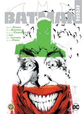 Batman: Avrupa (Ciltli)