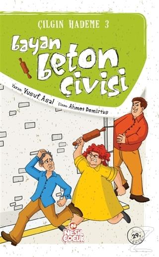 Bayan Beton Çivisi