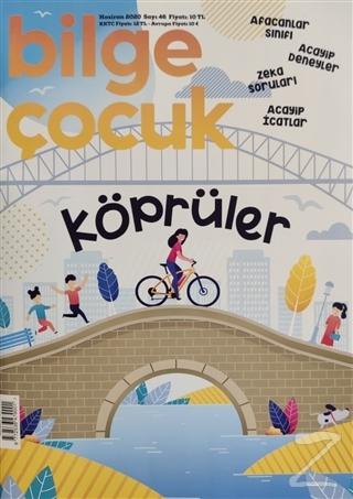 Bilge Çocuk Dergisi Sayı: 46 Haziran 2020