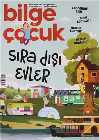 Bilge Çocuk Dergisi Sayı: 53 Ocak 2021