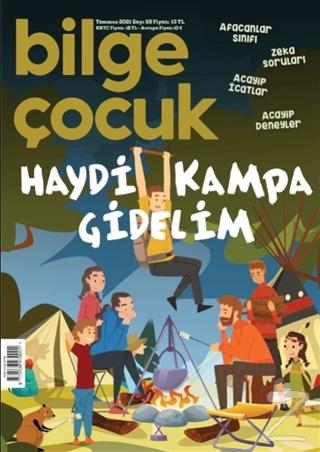 Bilge Çocuk Dergisi Sayı: 59 Temmuz 2021