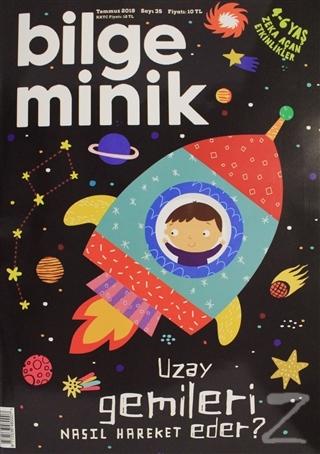 Bilge Minik Dergisi Sayı: 35 Temmuz 2019 Kolektif