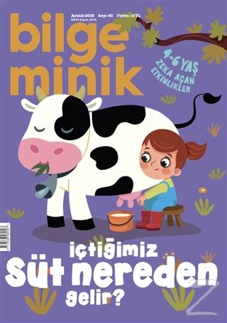 Bilge Minik Dergisi Sayı: 40 Aralık 2019