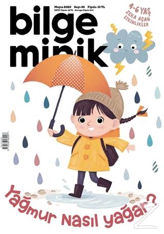 Bilge Minik Dergisi Sayı: 45 Mayıs 2020