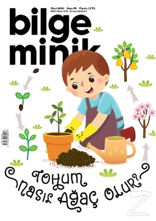 Bilge Minik Dergisi Sayı: 55 Mart 2021